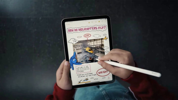Apple Ipad Mini Announcement with 2nd gen apple pencil