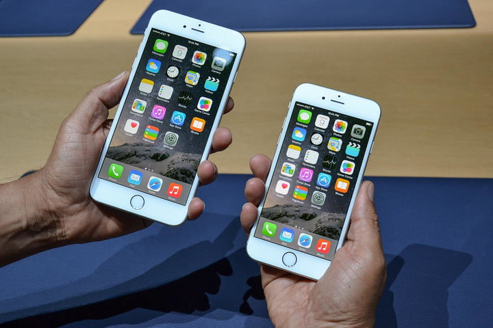 Apple iPhone 6 hands on