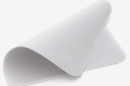 Apple's $19 Polishing Cloth appears to have sold out