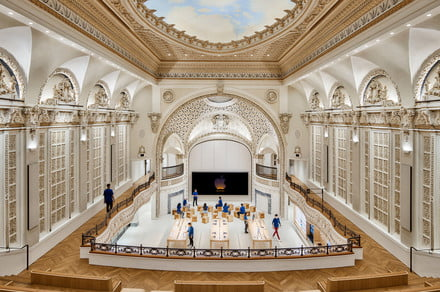Check out Apple's gorgeous new store in downtown Los Angeles