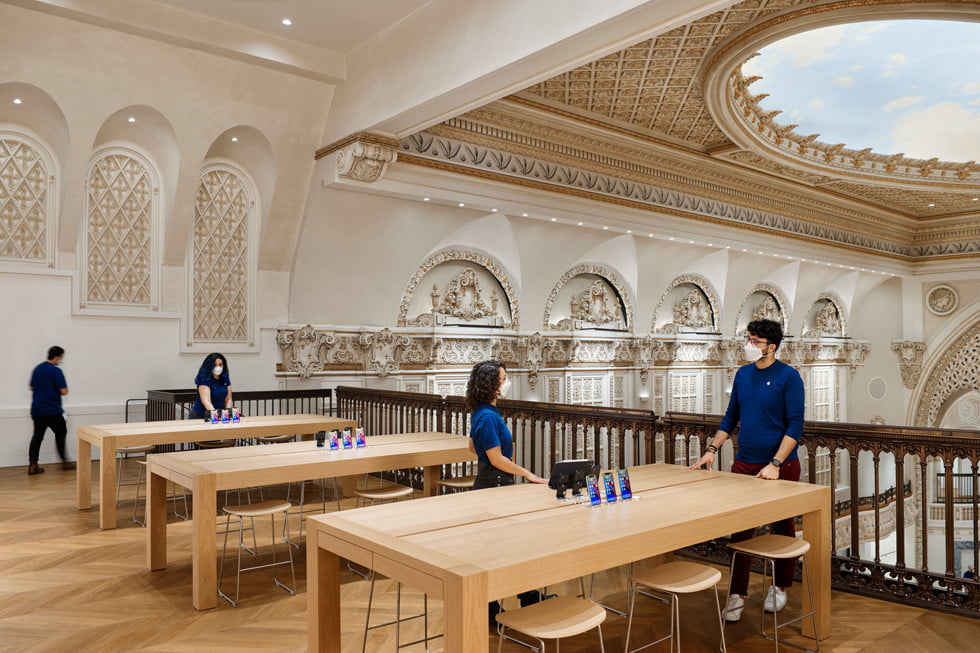 check out apples gorgeous new store in downtown los angeles apple la 6