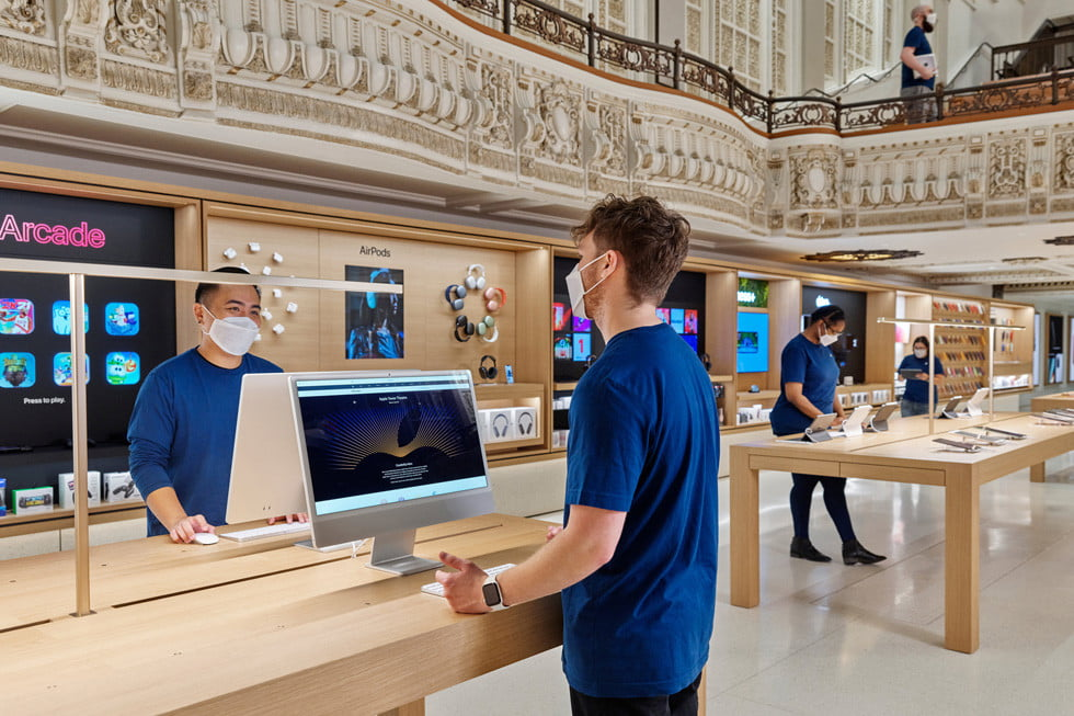 check out apples gorgeous new store in downtown los angeles apple la 8