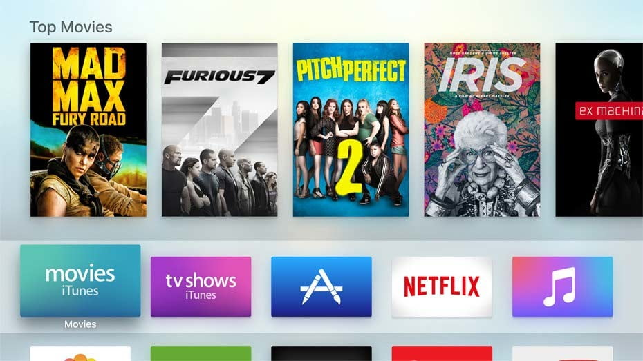 new apple tv strives for steve jobs ultimate vision comes up short 2015 interface customize large