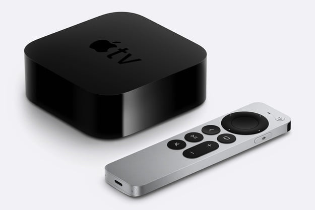 Apple TV 4K 2021 with new Siri remote