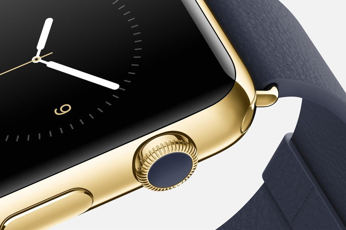 apple watch release news edition gold