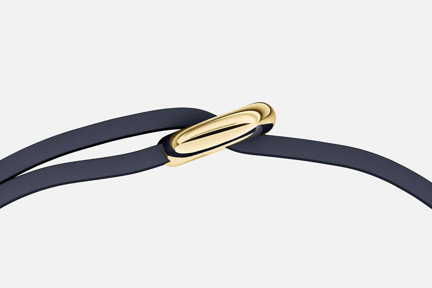 apple watch release news edition yellow gold blue clasp