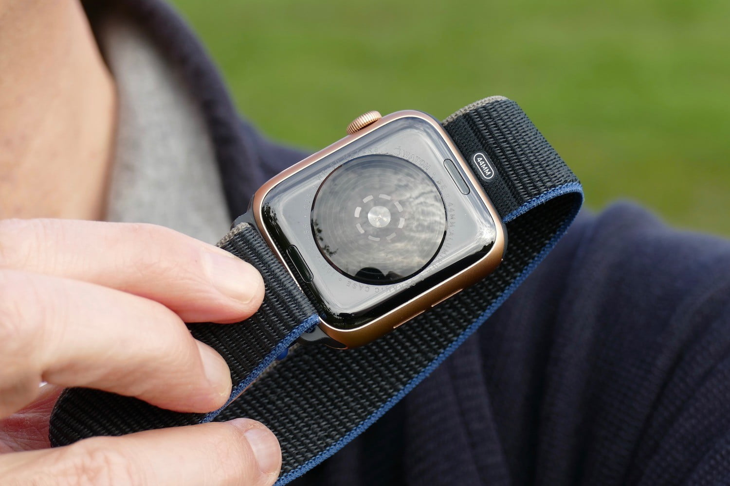 apple watch se review heart rate