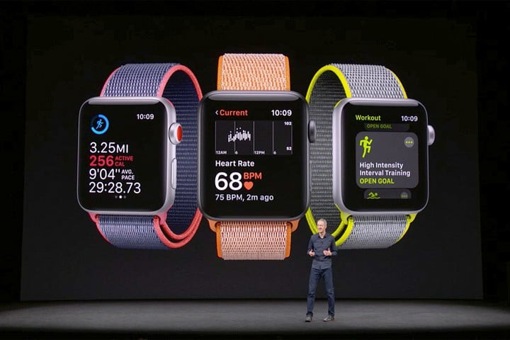 Apple Watch Series 3 buying guide heart rate