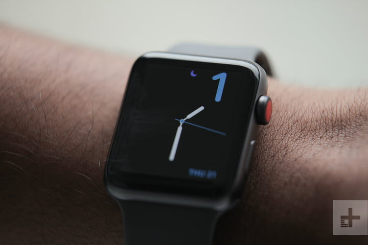 apple watch gps sales quarterly series 3 review 4