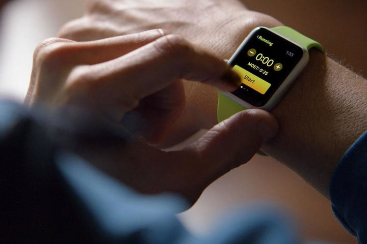 best fitness apps for the Apple Watch