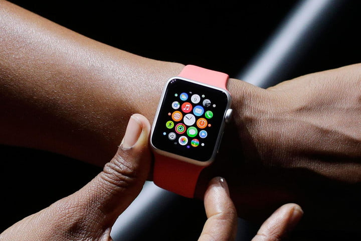 apple watch reviews round up vogue ad 1