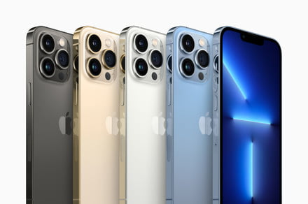 Trust me, a Samsung user: You want the iPhone 13 Pro's 120Hz display