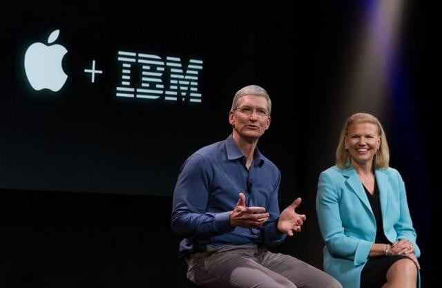 new video outlines ibms plan to switch from windows mac appleibmpartnership