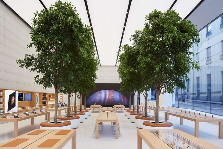 apple brings summer camp indoors for tech minded youngsters applestoredisplay2