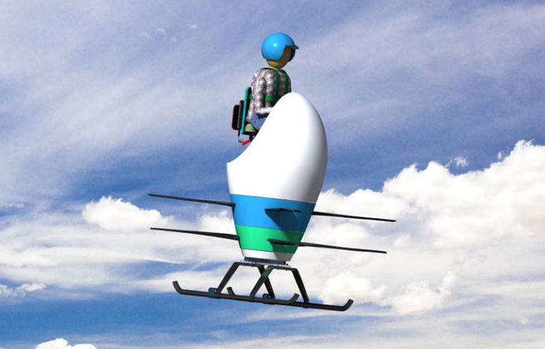 passenger drone contest offers weird and wonderful designs aria 4