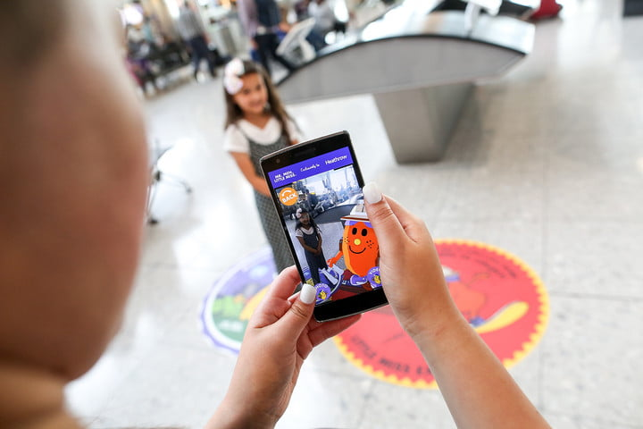 kids travel app at heathrow around the world with mr  adventure launches