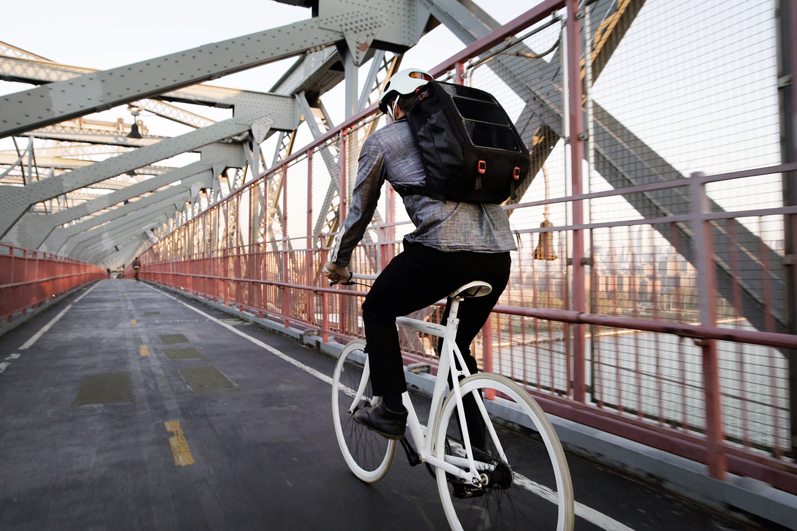 volatic array offgrid solar backpack commuting