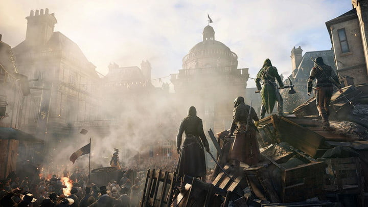 assassins creed 2016 cancelled assassin s unity