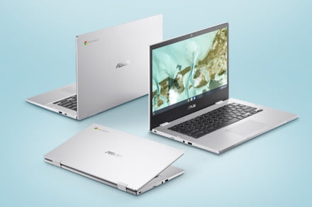 These new Asus Chromebooks start at just 0 — but don't look half bad