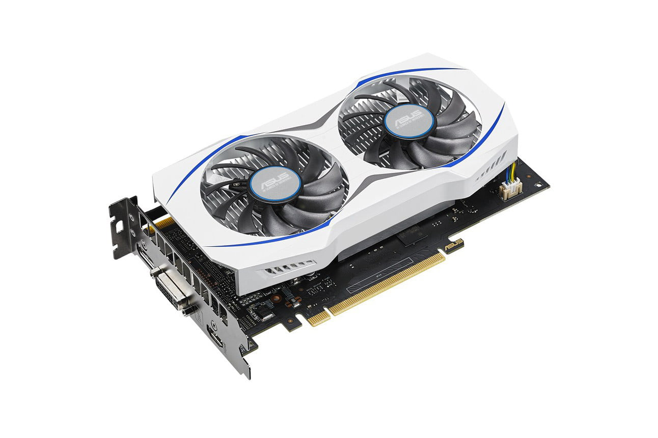 asus geforce gtx 950 gpu negates the need for a power connector 4