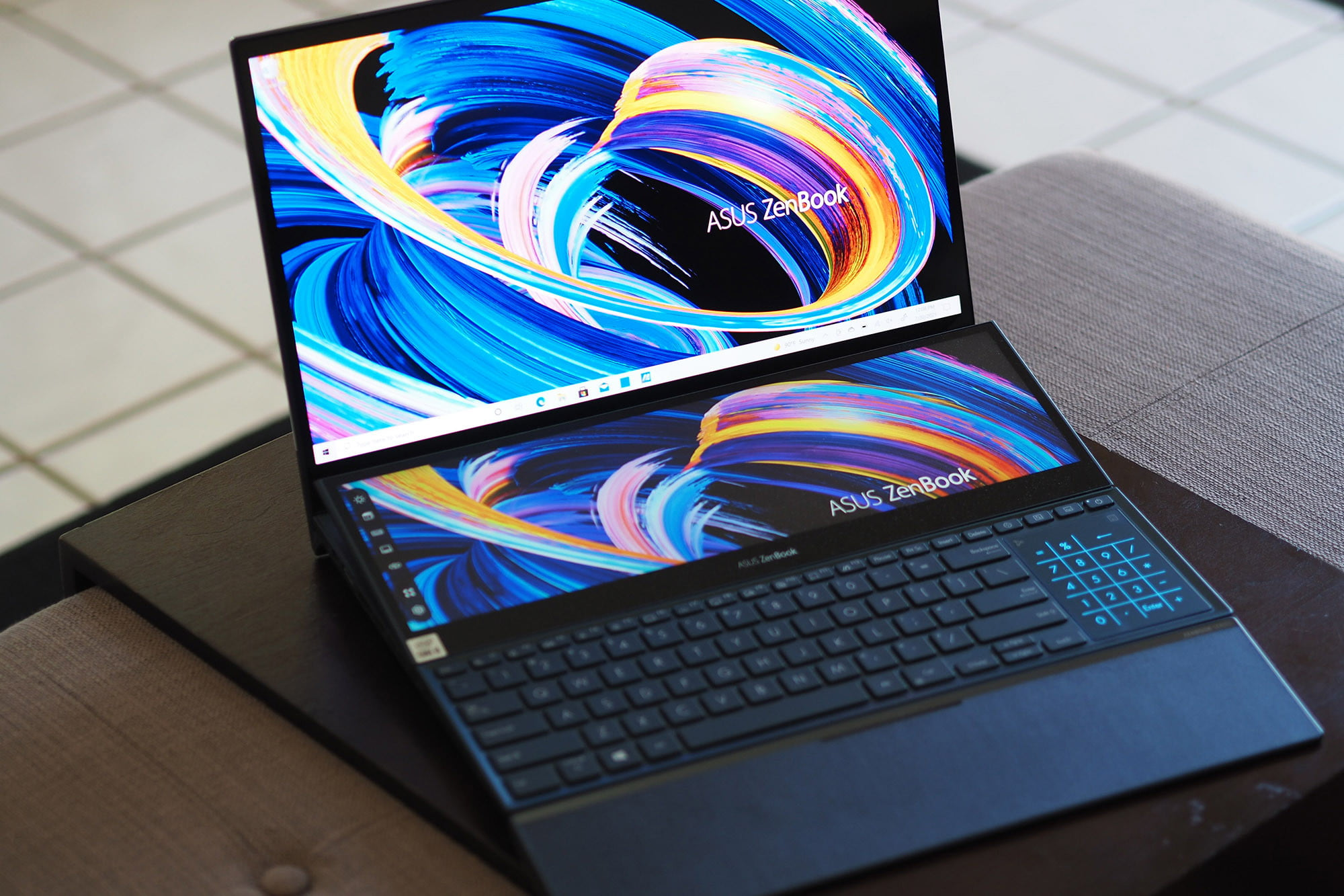 Asus ZenBook Pro Duo 15 OLED review: Dual screens, if you need them