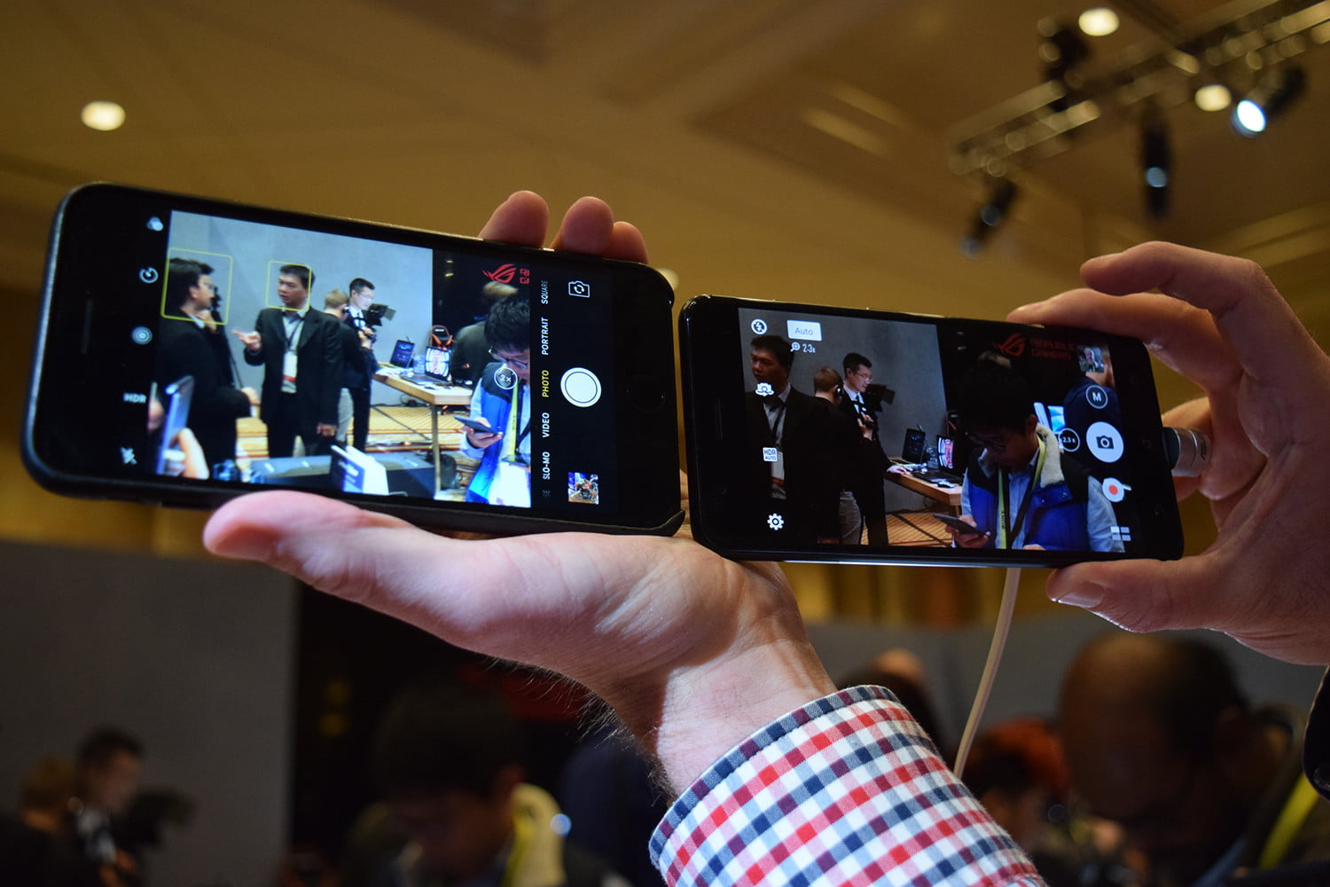 asus zenfone 3 zoom first impressions ces 2017 1