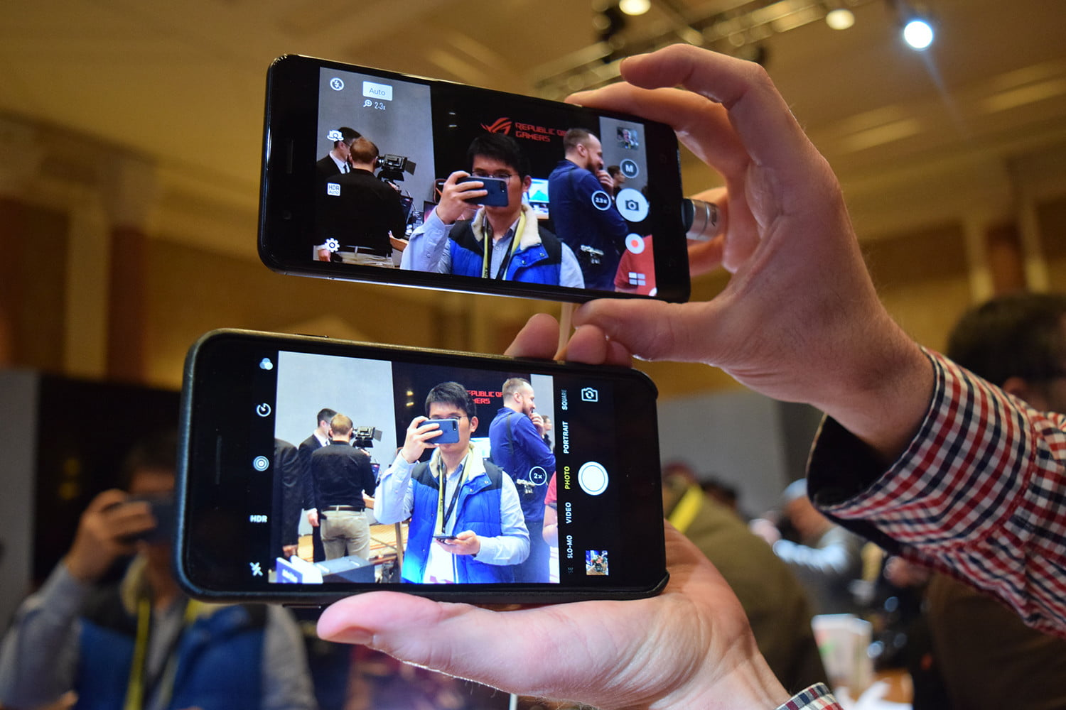 asus zenfone 3 zoom first impressions ces 2017 13