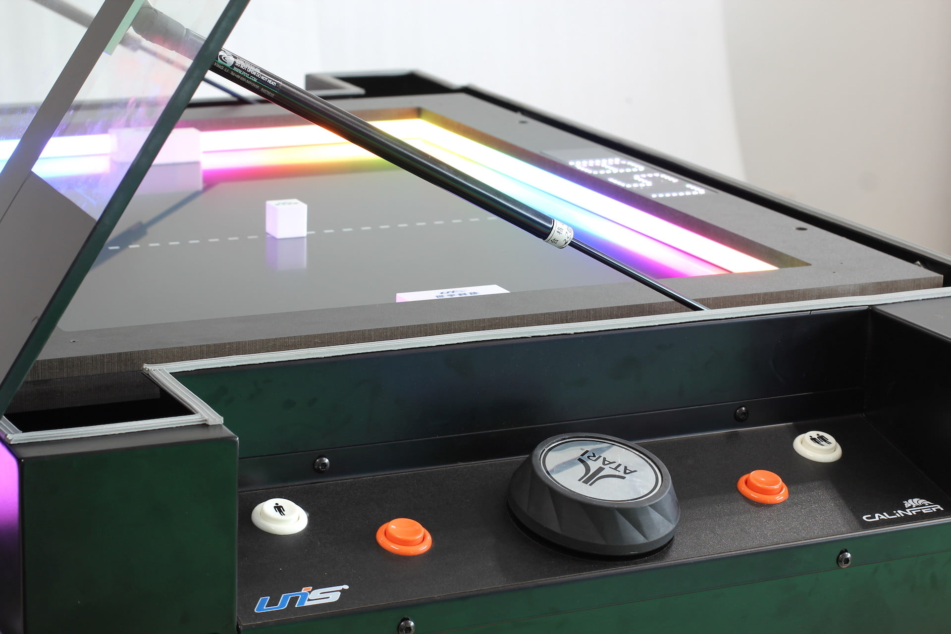 the coolest gaming tech ces 2019 atari cocktail 2