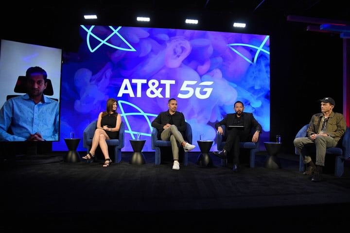 AT&T 5G panel discussion