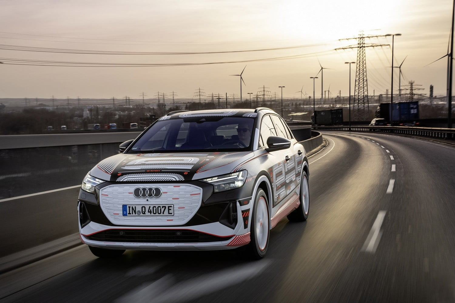 audi previews 2022 q4 e tron compact electric crossover