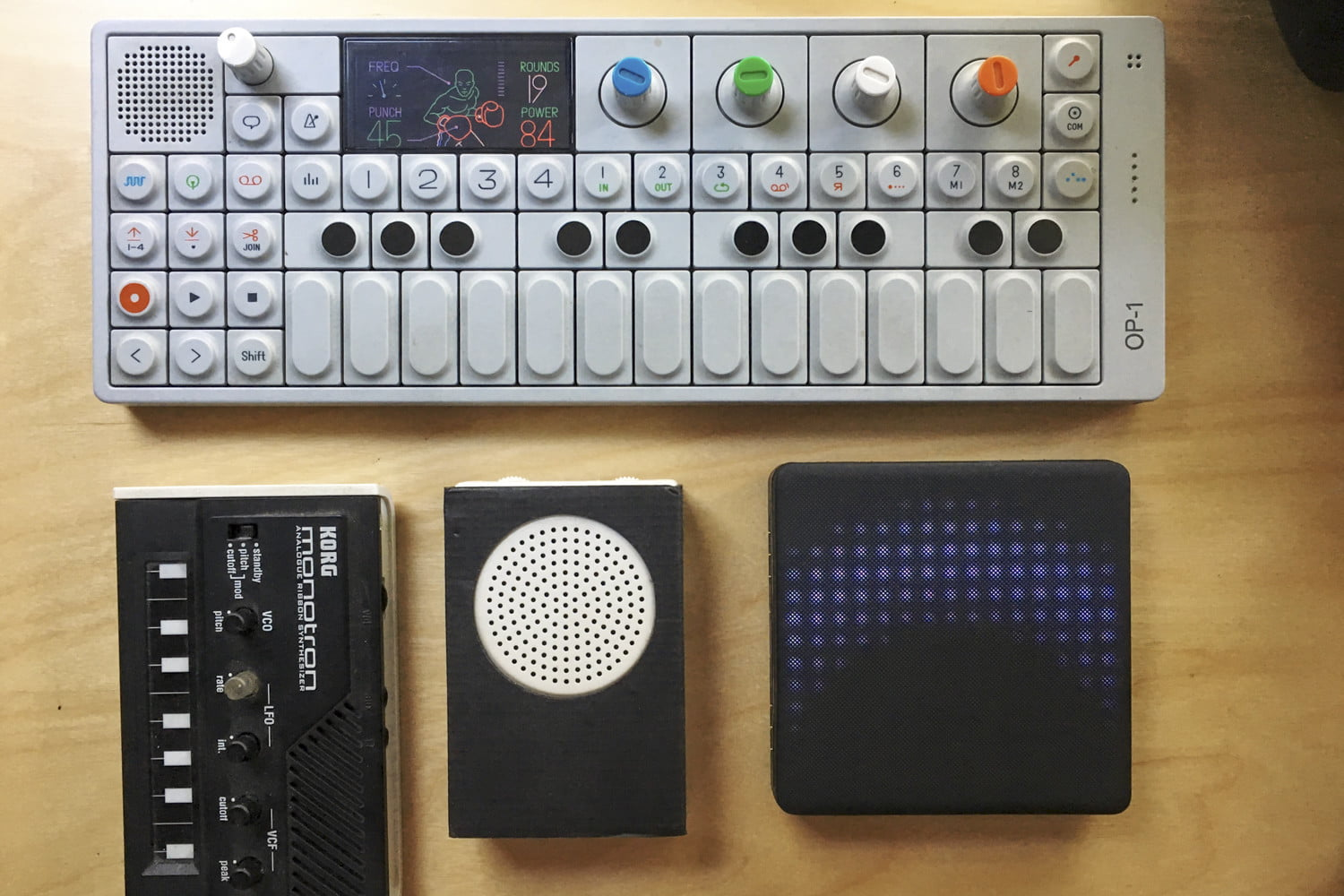 Audiophile Battle Tapes music production equipment