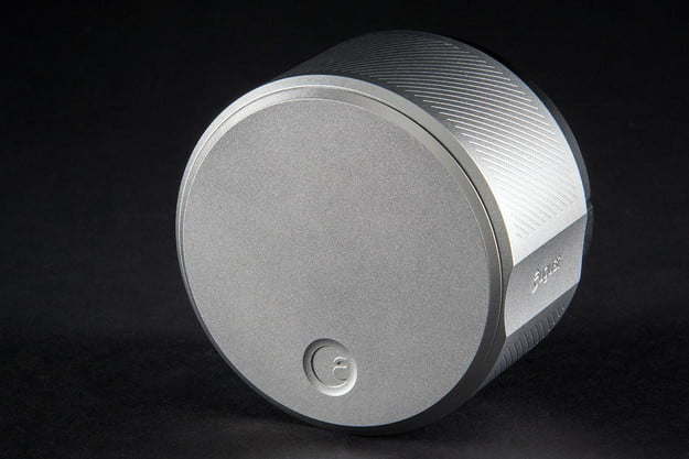August Smart Lock review solo offset