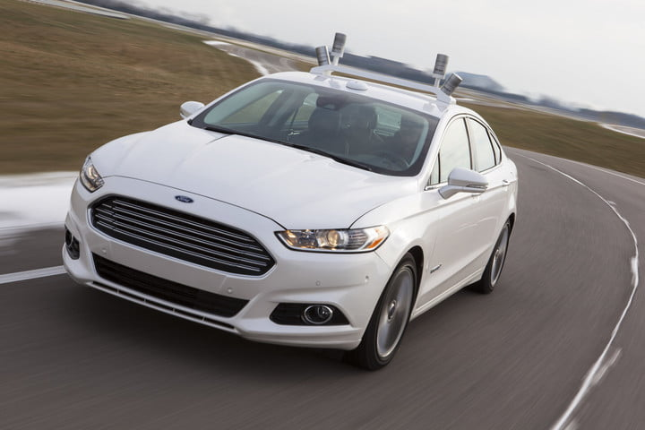 you can create chaos for a self driving car only 60 automated ford fusion hybrid research vehicle