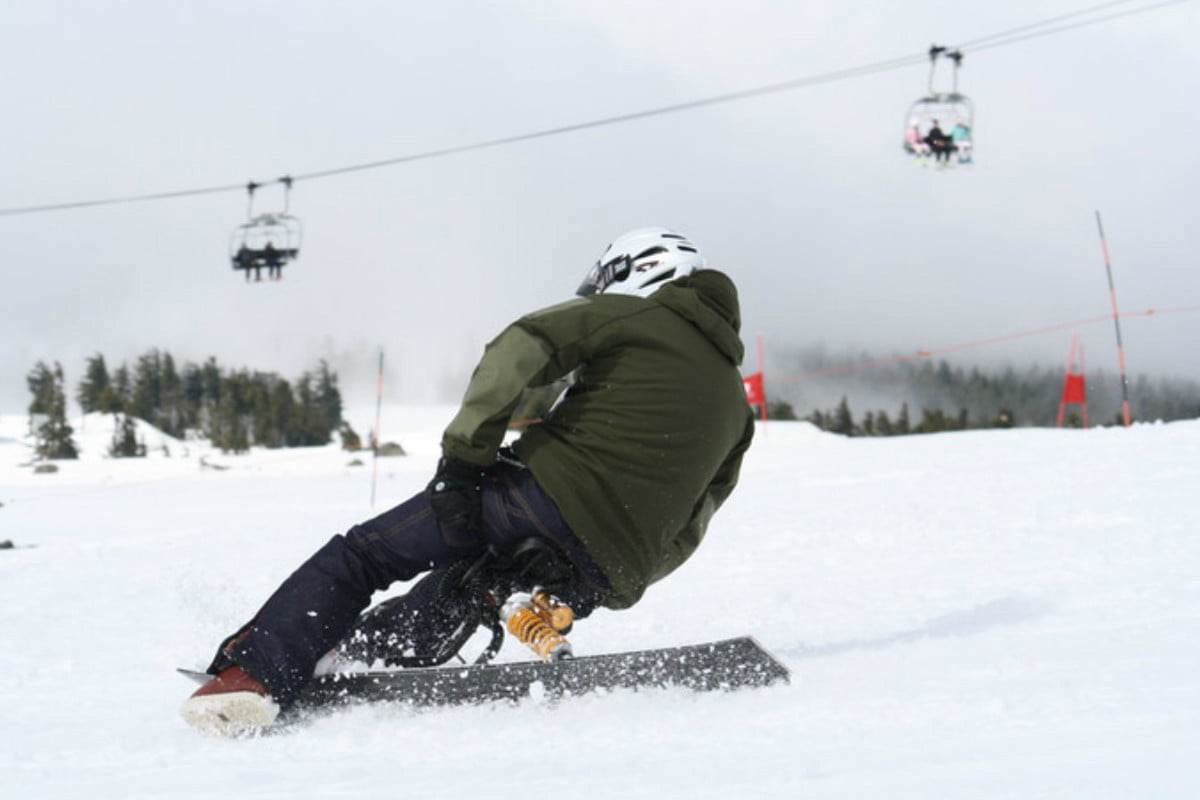new crowdfunding projects swaky snowboard