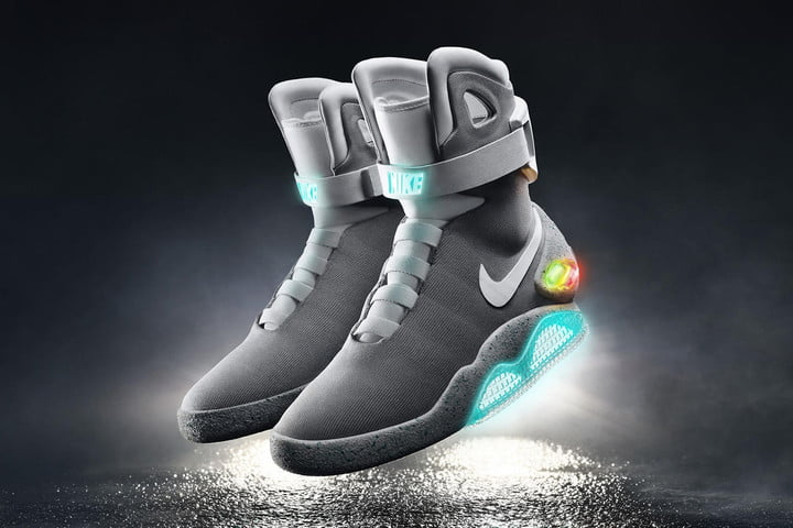 Back To Future Shoes