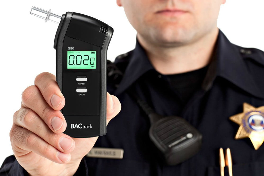 best personal breathalyzers bactrack s80