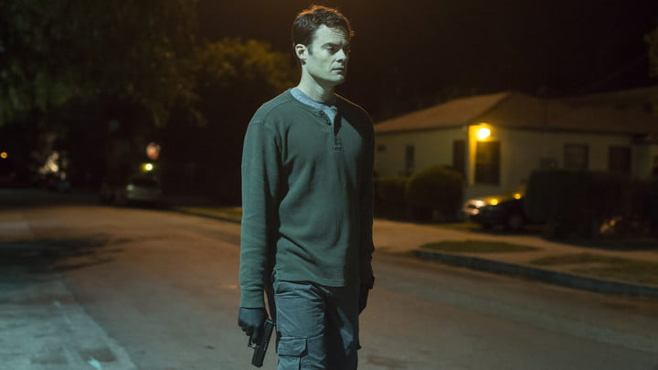 Bill Hader in Barry, on HBO