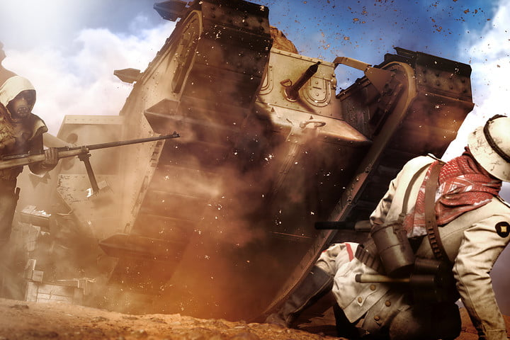 battlefield 1 expansions revealed open beta