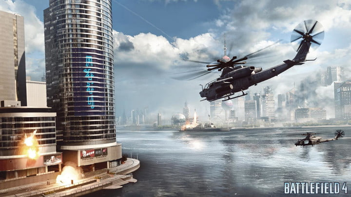 battlefield 4 full xbox 360 installation tops 14gb clear your hard drive now  siege on shanghai multiplayer 2