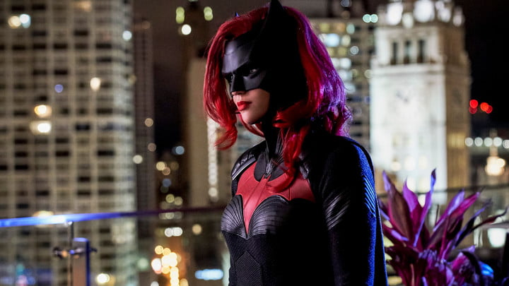 Batwoman on HBO Max