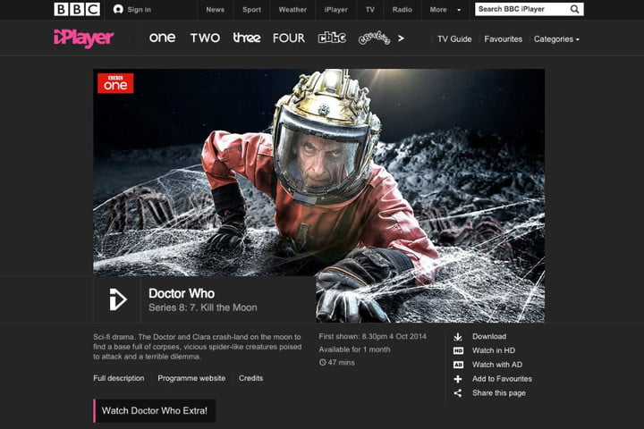 bbc extends its iplayer catch up viewing window to 30 days from 7