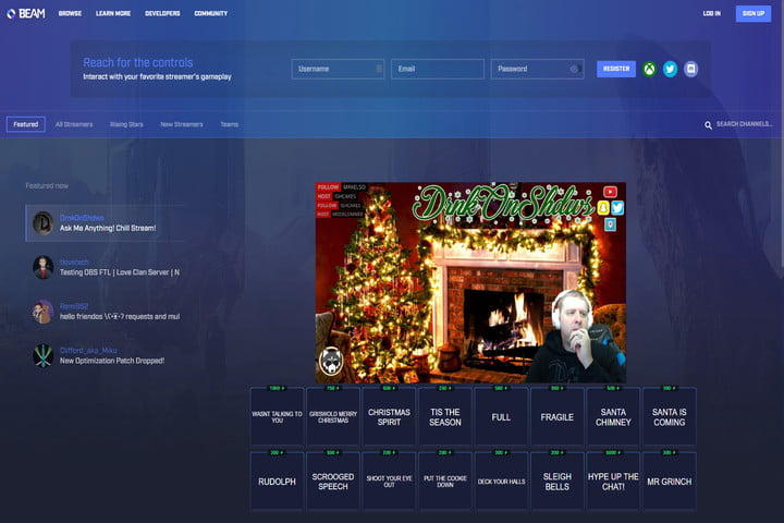 microsofts beam game streaming service updated pro subscribers beta interface