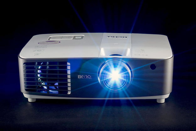 BenQ W1500 Projector front1