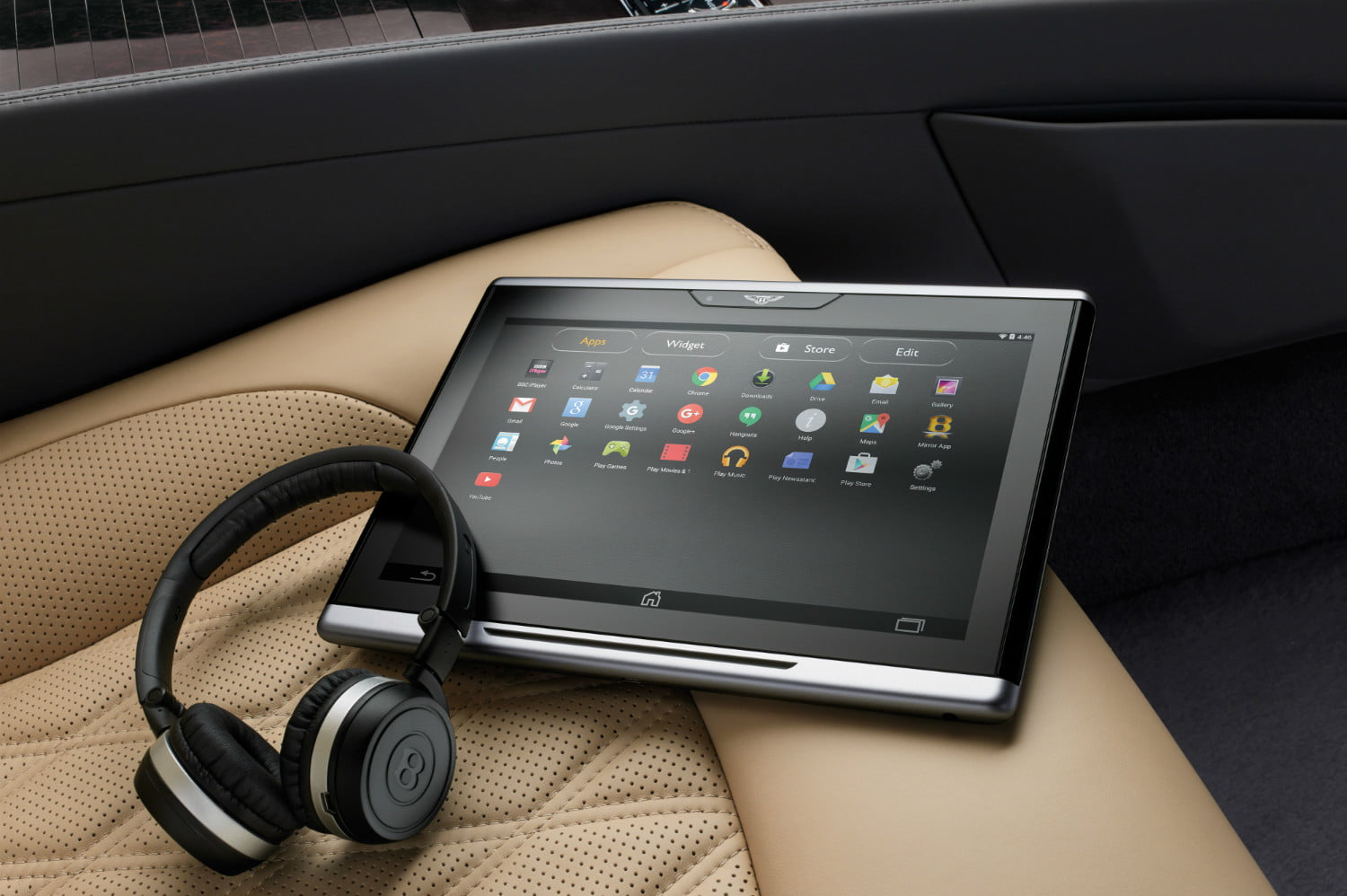 bentley super fast in car internet advanced connectivity 06