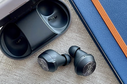 B&O Beoplay EQ hands-on review: Big buds, even bigger sound
