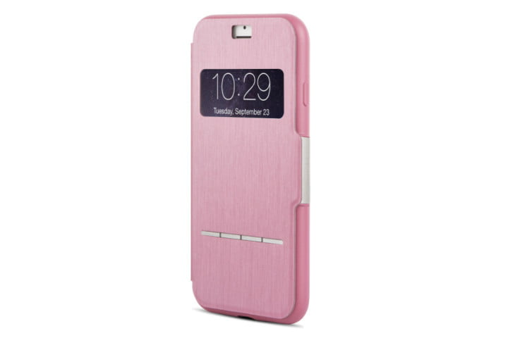 Moshi case for iPhone SE (2020).