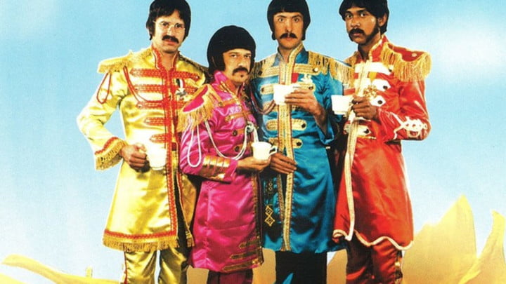 The Rutles in All You Need is Cash.