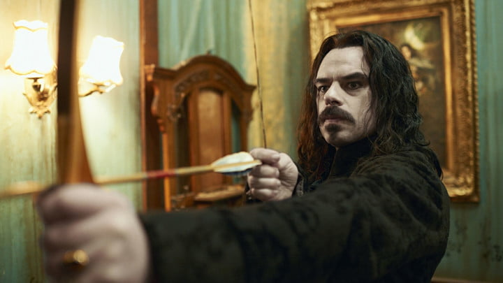 Jemaine Clement in What We Do in the Shadows.