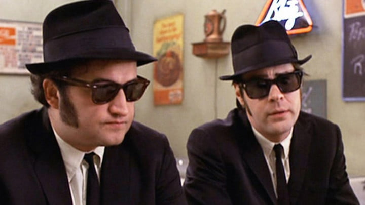 The Blues Brothers on Peacock