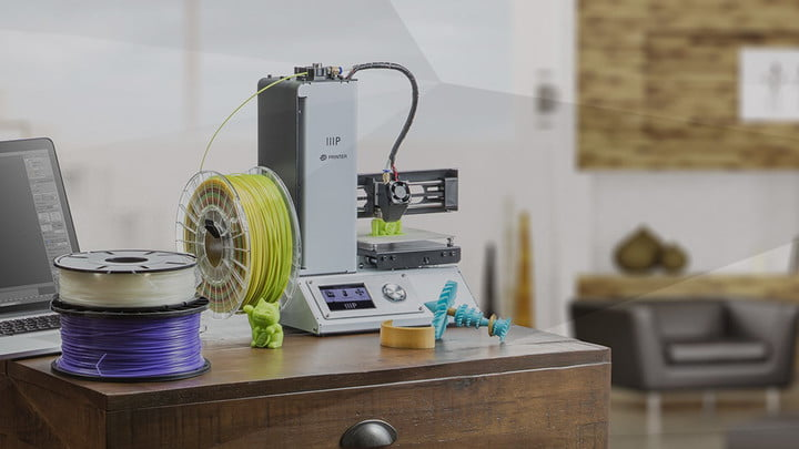 best products of 2016 cool tech monoprice maker select mini v2